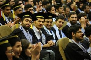 جشن دانش آموختگی دانشگاه شهید بهشتی 14شهریور1395 (45)