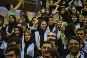 جشن دانش آموختگی دانشگاه شهید بهشتی 14شهریور1395 (50)