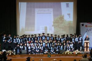 جشن فارغ التحصیلی دانشگاه شهیدبهشتی20.6.1396 (43)