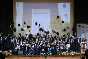 جشن فارغ التحصیلی دانشگاه شهیدبهشتی20.6.1396 (51)