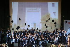 جشن فارغ التحصیلی دانشگاه شهیدبهشتی20.6.1396 (53)