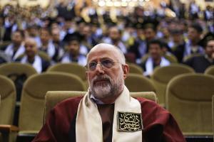 جشن فارغ التحصیلی دانشگاه شهیدبهشتی تالار19.6.1396 (13)