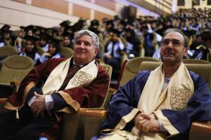 جشن فارغ التحصیلی دانشگاه شهیدبهشتی تالار19.6.1396 (14)
