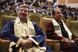 جشن فارغ التحصیلی دانشگاه شهیدبهشتی تالار19.6.1396 (15)