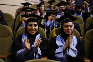 جشن فارغ التحصیلی دانشگاه شهیدبهشتی تالار19.6.1396 (18)