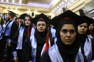 جشن فارغ التحصیلی دانشگاه شهیدبهشتی تالار19.6.1396 (8)