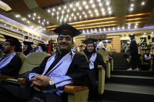 جشن فارغ التحصیلی دانشگاه شهیدبهشتی تالار19.6.1396 (9)