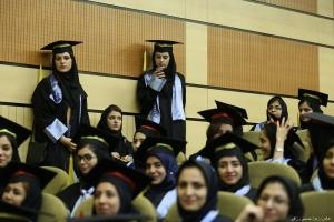 جشن فارغ التحصیلی دانشگاه شهید بهشتی 14 شهریور1395 (2)